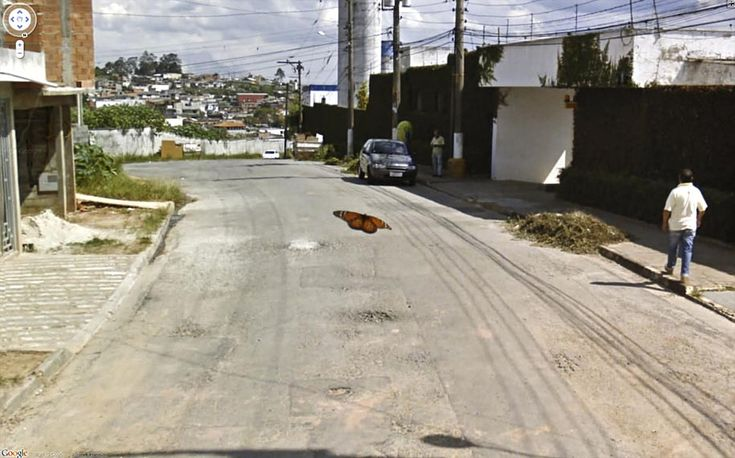 Incidental Google streetview photos.