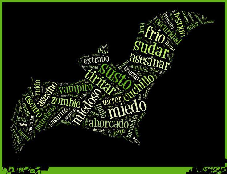Vocabulario de terror. http://terrorele.blogspot.com.es/