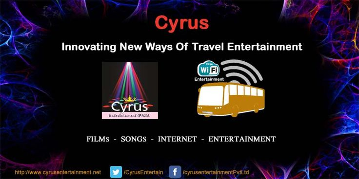 Innovating New Ways Of Travels Entertainment
