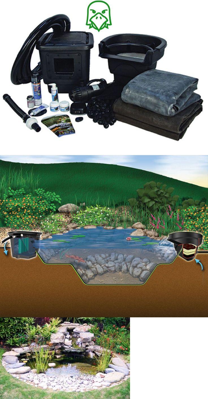 más de 25 ideas increíbles sobre pond kits en pinterest