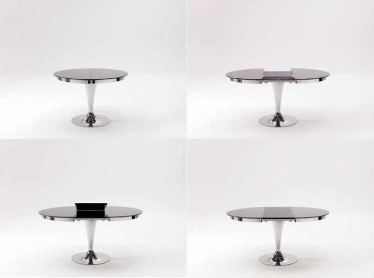 Tavolini trasformabili tante idee di design tavolo for Tavoli da pranzo rotondi moderni