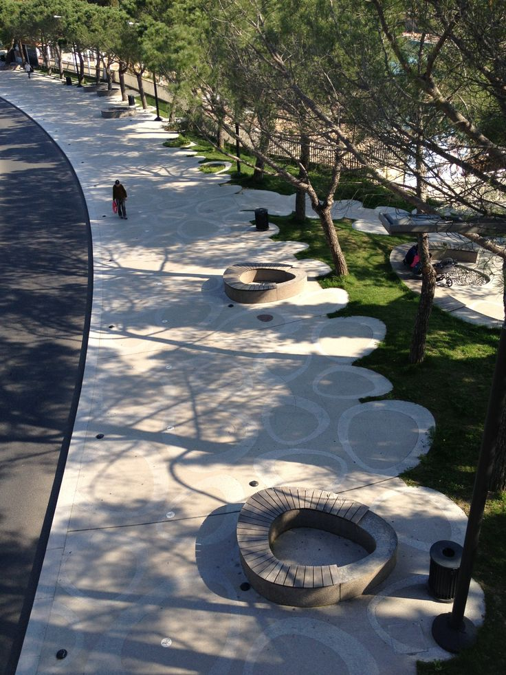 public space in Portorose by Aarchitectura.... Marko Apollonio, Nina Apollonio, Petra Brank