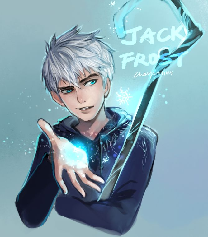 ROTG   Jack Frost by Chay