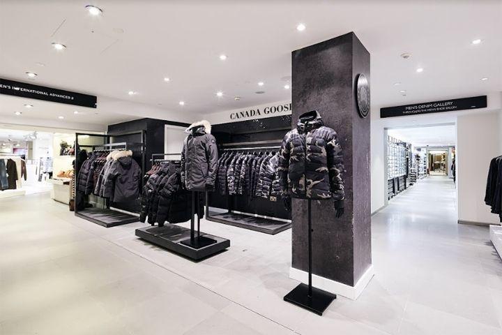 canada goose retailers london