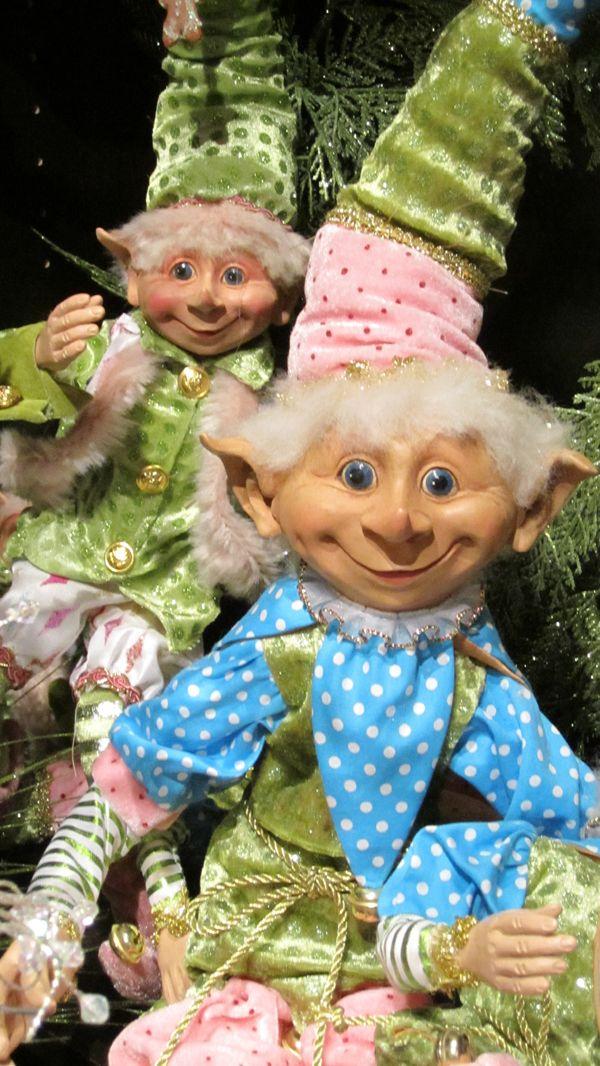 """""""Ju-Jube"""" and """"Kookies"""" Elf"""
