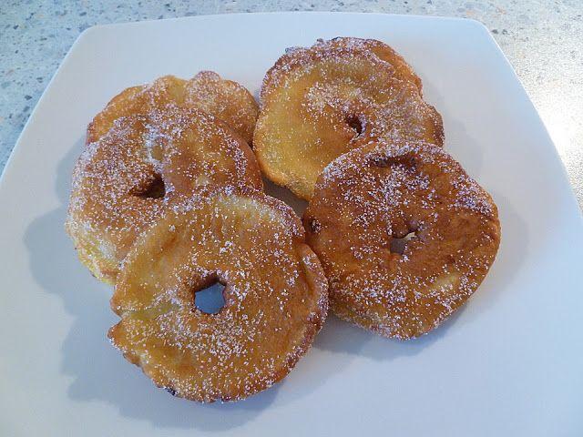 Beste Kuchen: Apfelküchle