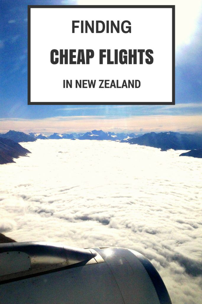 Looking for tips on finding cheap flights in New Zealand? Let me tell you all my secrets!!