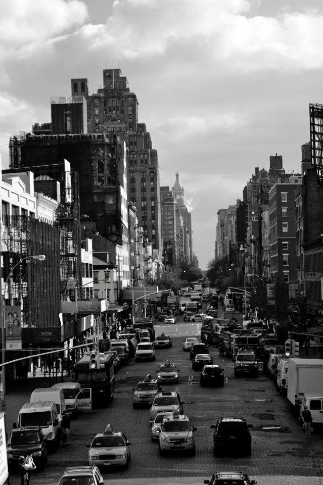 New York by Conrad Coetzee