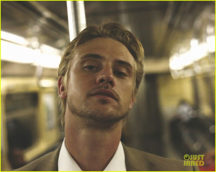Boyd Holbrook by Eric Silverberg goodnesss