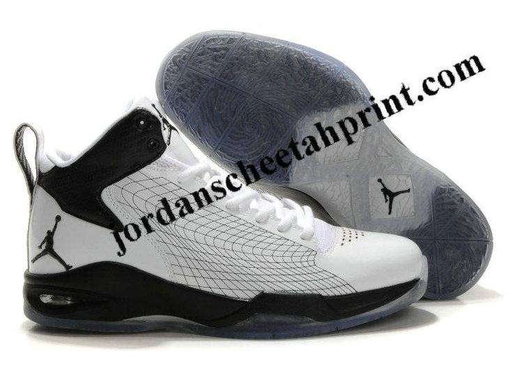 Air Jordan Shoes FLY 23 White/Black