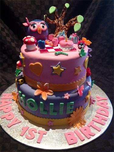 Hootabelle Cake : 2 Tier