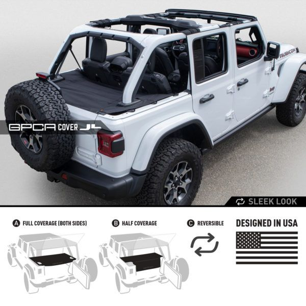 Jeep Wrangler Jl Unlimited Cargo Cover Pro Wrangler Jl Jeep Wrangler Jeep