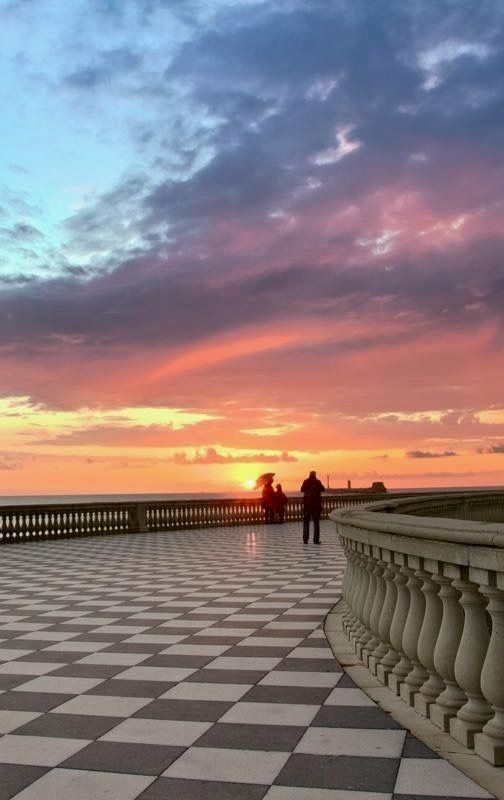 Terrazza Mascagni, Livorno, Tuscany #VacationsinItaly | Vacations in ...