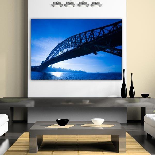 Πίνακας σε καμβά γέφυρα - bridge