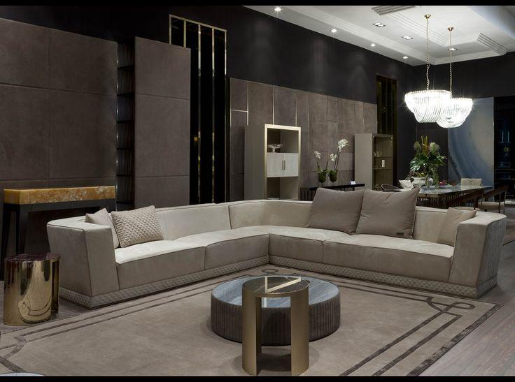 Longhi - мебель, диван, воплощение вашей мечты
