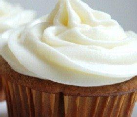 Crema frosting per decorare cupcakes