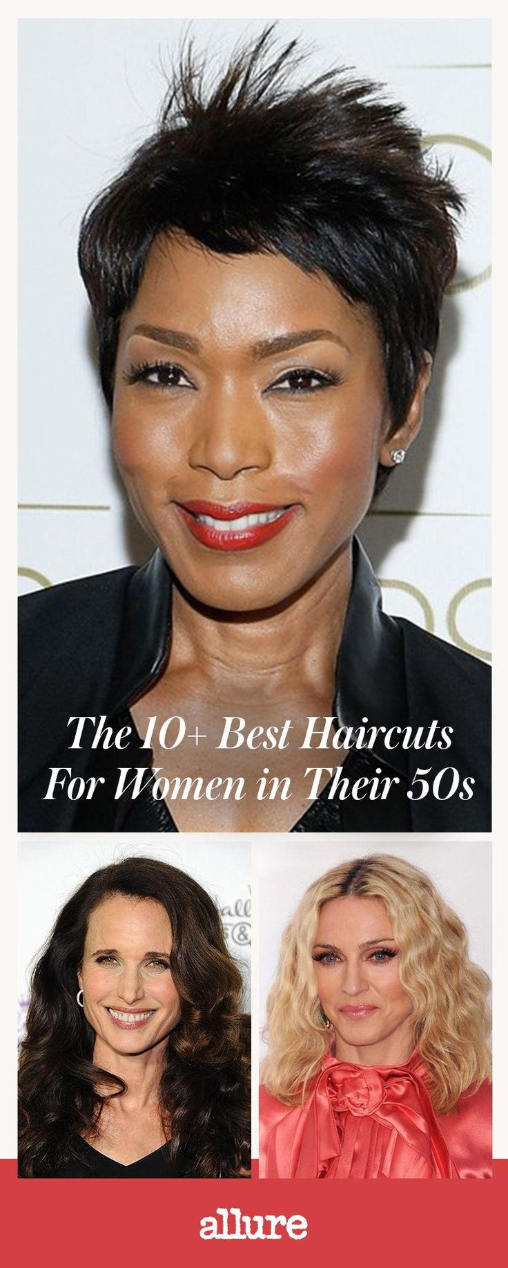 The 10 Best Haircuts for Women in Their 50s - Short and Long Haircuts for Women | Allure