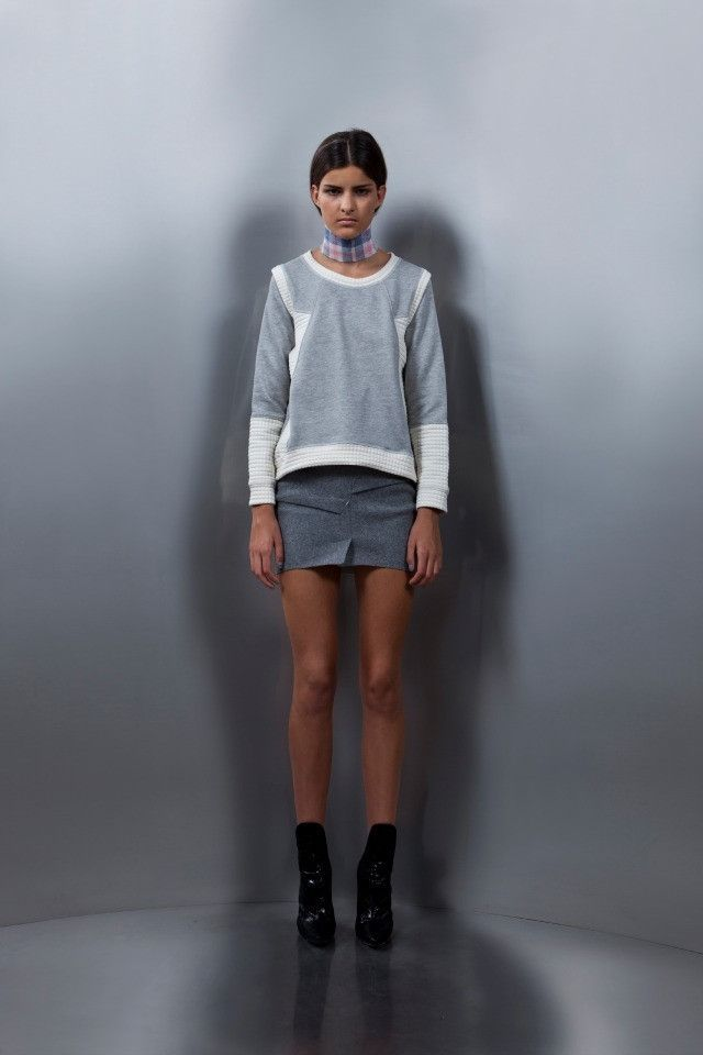 Asilio Step Right Up Sweater