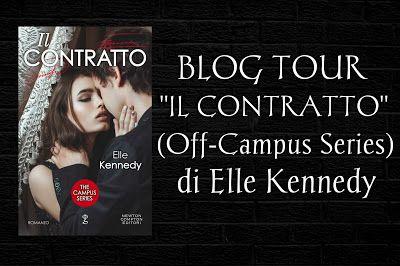 Leggere Romanticamente e Fantasy: BlogTour Il Contratto di Elle Kennedy - Sport Roma...