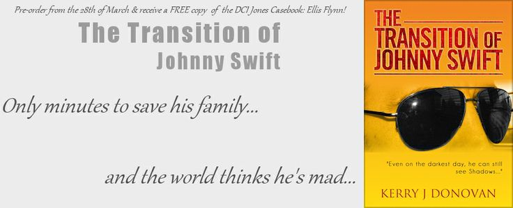 Hi guys, As you all know, I'm not usually one for tooting my own horn. So here I go again. In amongst all this excitement for the release of The Transition of Johnny Swift, I'd like to also share with you my new website.  http://kerryjdonovan.com/the-transition-of-johnny-swift/