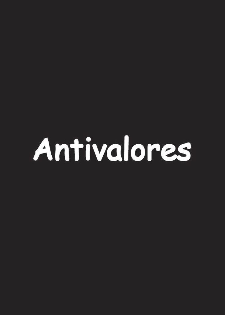 Bubuabela: Antivalores (Cartas)