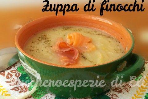 Zuppa di Finocchi disintossicante