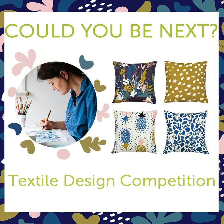 IT'S BACK! The 2017 Bolt of Cloth Textile Design Award is now open! Are you an New Zealand creative? Make sure to tell your friends! The winners designs will be printed & made into fabulous cushions, sold in-store & online! Plus featured in Homestyle magazine & Studio Home blog.  Head onto our website for full details. Entries close 31st August 2017.   #fabric #design #competition #newzealand #art #colour #cushions #drawing #graphicdesign #illustration #nellieryan #artist