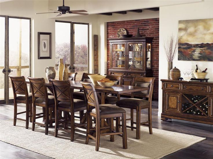 Counter Height Kitchen Dining Sets