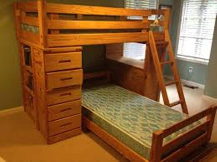 best 25 bunk bed desk ideas on pinterest bunk bed with desk loft bed desk and modern kids beds. Black Bedroom Furniture Sets. Home Design Ideas