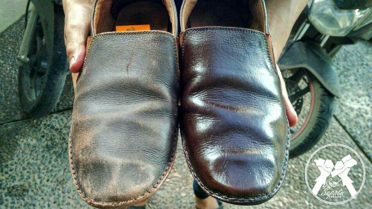 Clean Shoes Jakarta Timur, Shoe Cleaner Jakarta Timur  Haiii guys!! Sudah bersihkah sepatu kalian hari ini?? ⚫ Buat kalian yg ber lokasi di bekasi dan mempunyai masalah dengan sepatu kotor, langsung bawa aja ke store kami yaa!!  📌 Jakarta ( @soulsepatu_jkt ) Jl. Kayu Jati V no. 5 Rawamangun (dekat kampus bsi pemuda) Line : soulsepatu_jkt Whatsapp & CS : 081-1945-747 ⚫ www.soulsepatu.com BRING YOUR DIRTY SHOES TO US