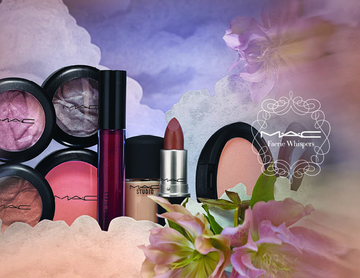 Preview, Shades MAC Cosmetics Collaboration With Mariah