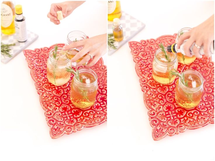Festive summer table | I Love Pretoria | Rosemary infused Whiskey Cocktail