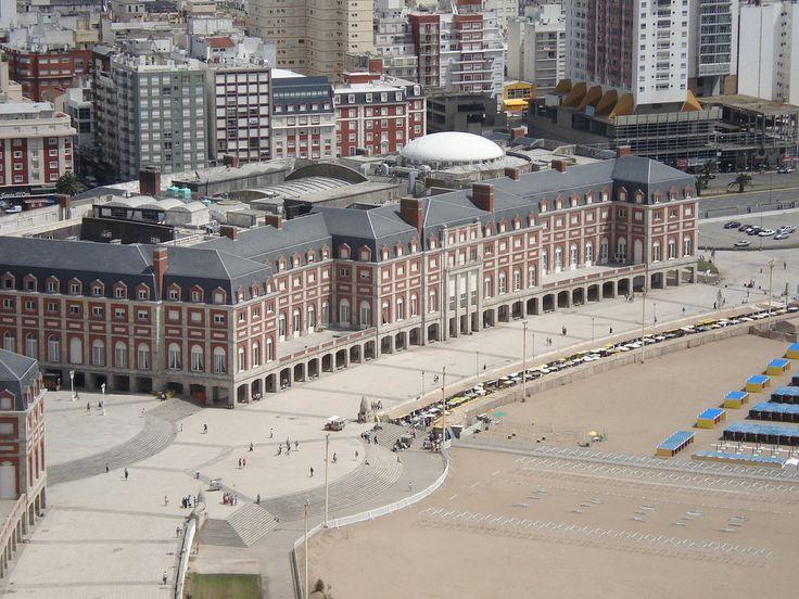 Casino Mar Del Plata, Argentina