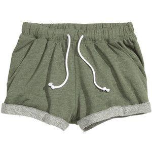 Sweatshirt shorts $14.99