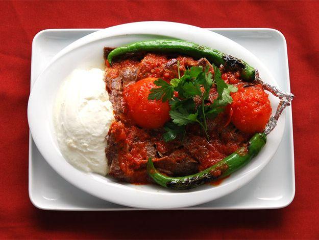 İskender Kebab /  21 Tantalizing Turkish Foods You'll Want Immediately (via BuzzFeed)