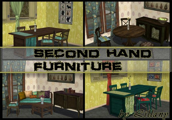 lillany | Second Hand Furniture Shop