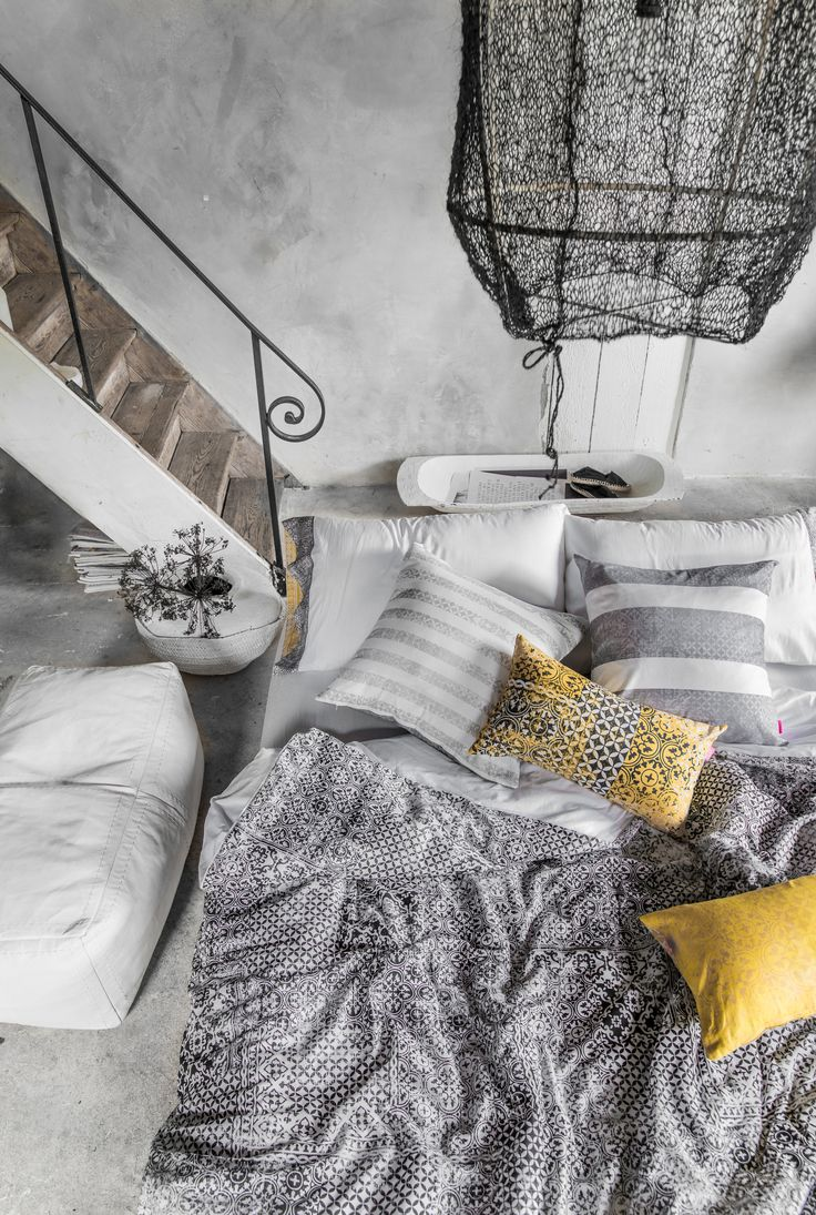 BEDDING // BAGRU www.happyfriday.es