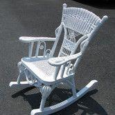 Found it at Wayfair - Victorian Child's Millie Rocking Chair