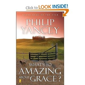 "The most ""theologically correct"" book about grace I have ever read."