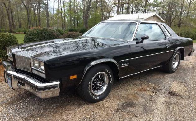 Black Beauty 1977 Oldsmobile Cutlass In 2020