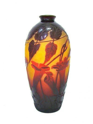 plus de 1000 id 233 es 224 propos de verrerie du val lambert belgique sur vase de