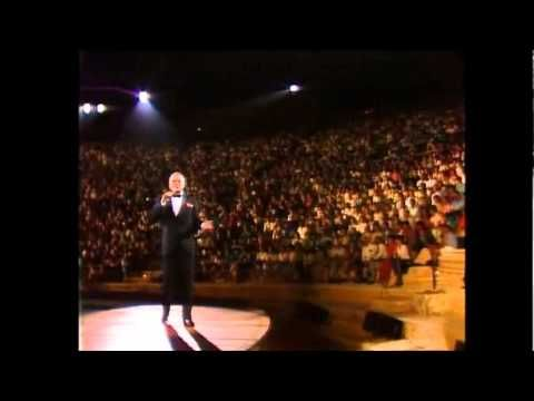 """FRANK SINATRA """"My way"""" (Live, 74) SUBTITULADO AL ESPAÑOL - YouTube"""