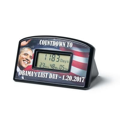 Countdown Timer - Obamas Last Day 1-20-2017