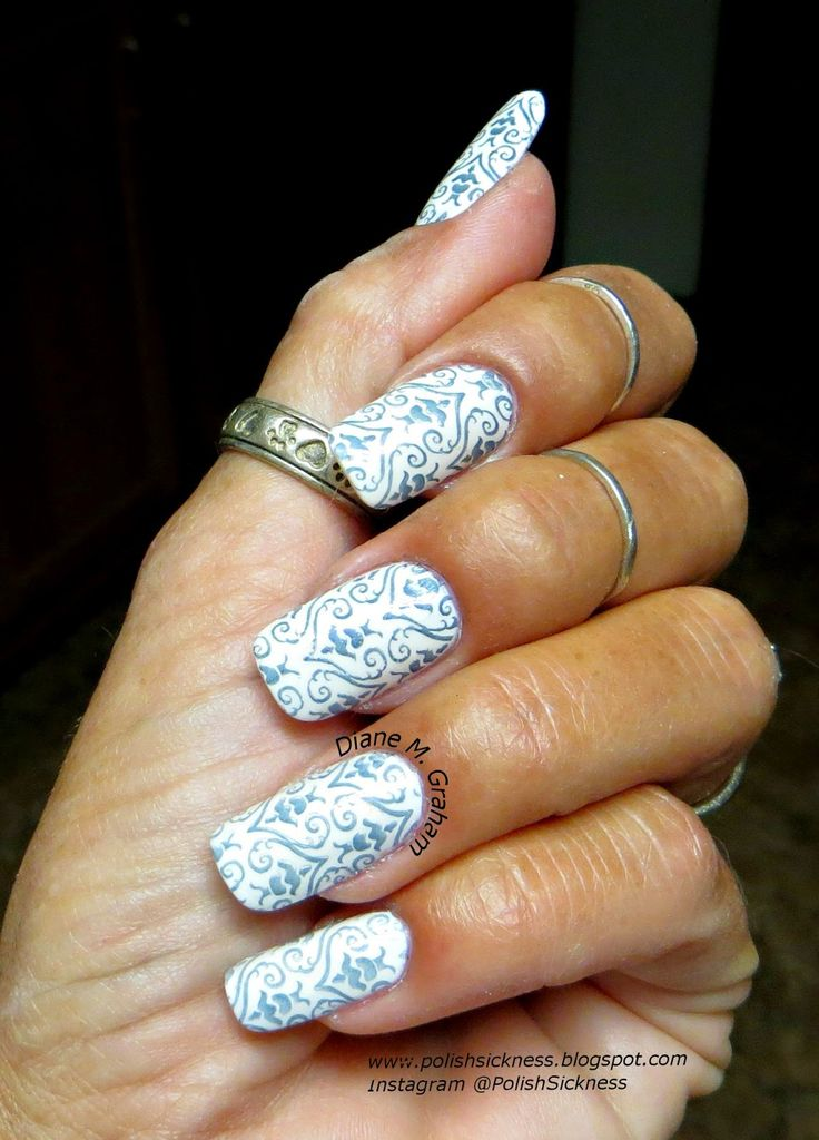 272 best Moyou Nails images on Pinterest | Belle nails, Cute nails ...