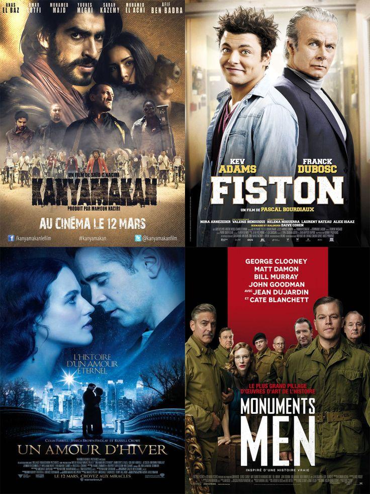 Nouvelles sorties cette semaine au Cinéma ! http://ocine.ma/