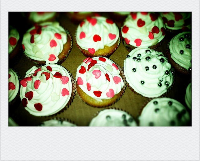 Cupcake and Photos on Pinterest