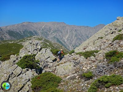 Mountaineering at Samothrace, Greece