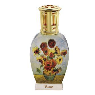 lamper berger seite images oder edfcdaceaedfb porcelain lamps van gogh sunflowers