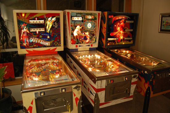 Over 40 vintage pinball machines from 7 decades are set to free play for visitors of the Seattle Pinball Museum in the International District.