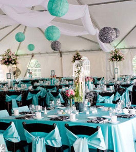 Sky Blue Wedding Theme Images - Wedding Decoration Ideas